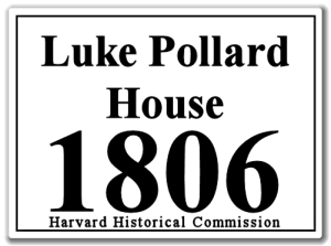 COMING SOON! Our new HISTORIC HOUSE MARKERS.