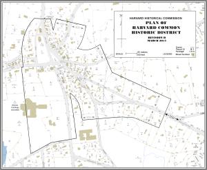Harvard Common District map v4c1